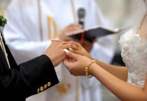 Wedding - get your estate plan updated
